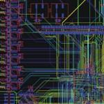 CAD Circuit Board